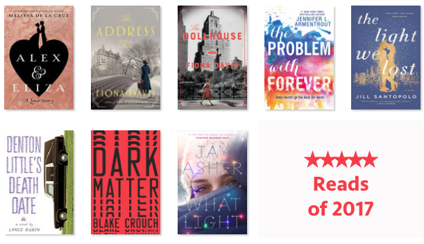 Five-Star Books of 2017